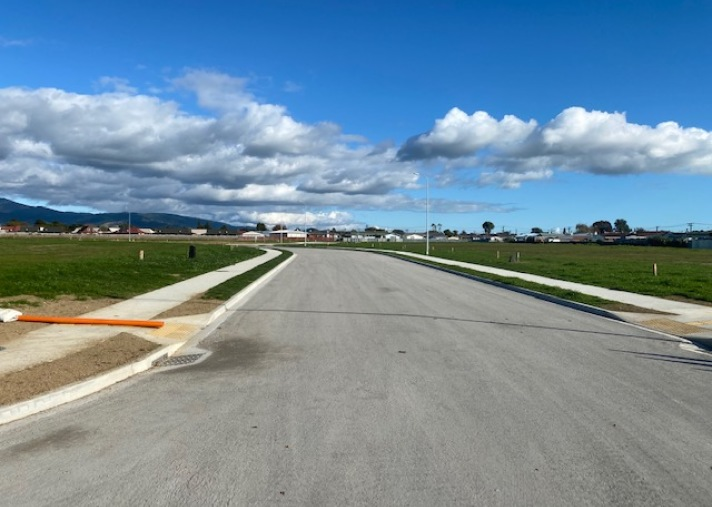 Tainui Street Extension Subdivision, Levin