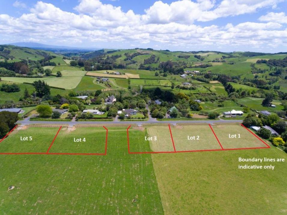 Lot 4, 1172 Maungakawa Road, Cambridge