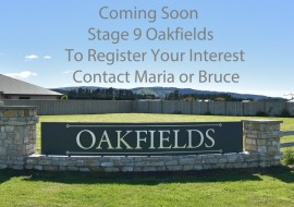 Stage 7 Oakfields