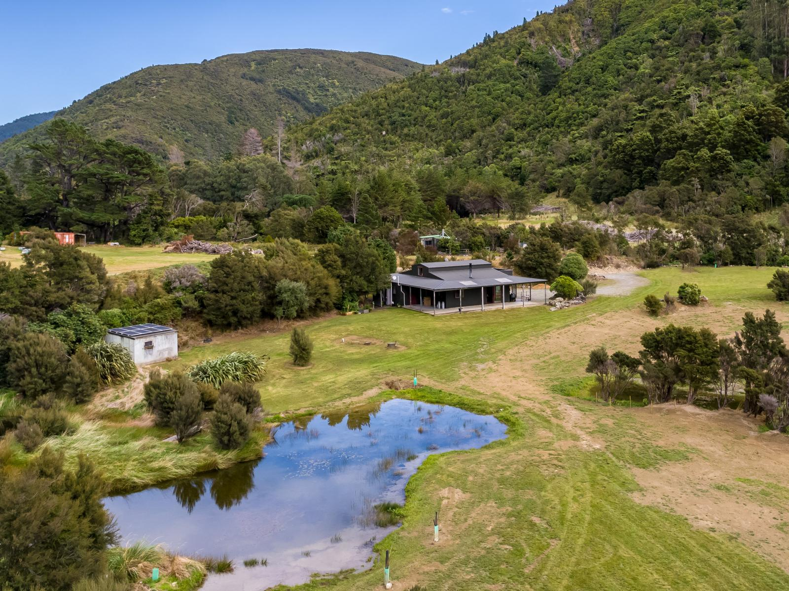 944 Mangatarere Valley Road, West Taratahi