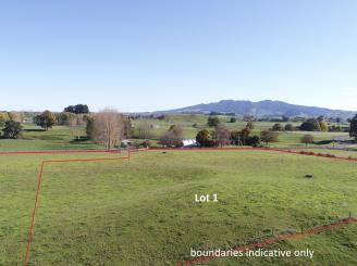 LOT 1, 265 Old Taupo Road, Putaruru