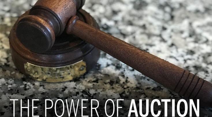 The Power of Auction