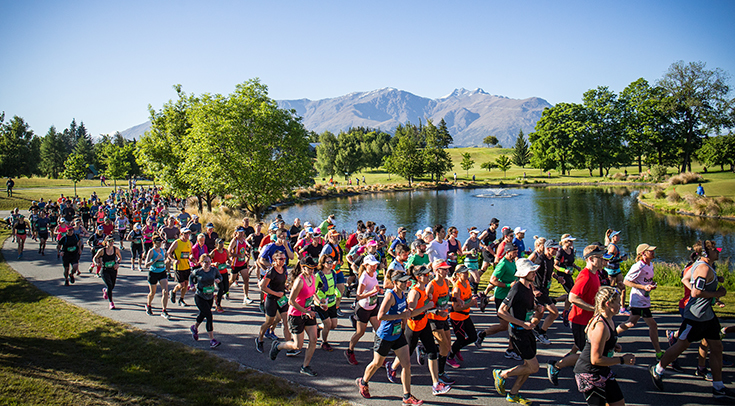 Queenstown Marathon's Best On-Track Holiday Homes