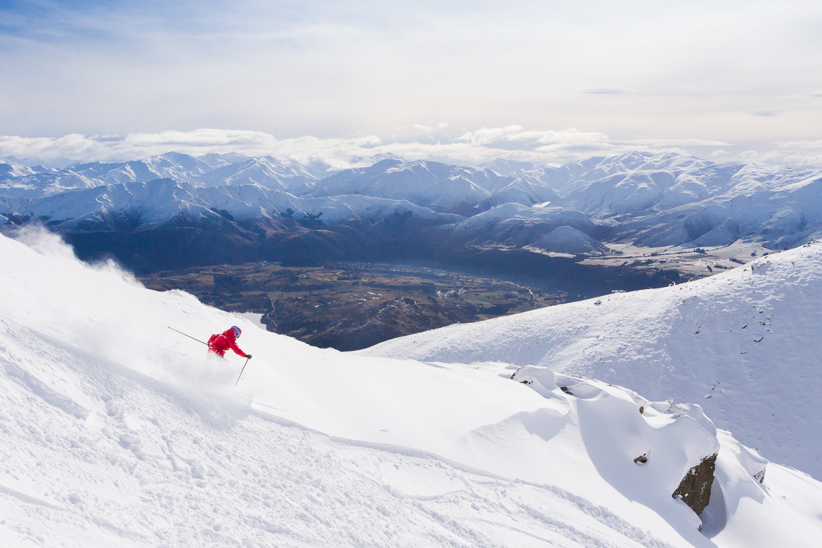 Top 10 Queenstown winter activities