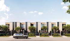 360-362 Oceanbeach Road - Bask Residences Front Townhouses