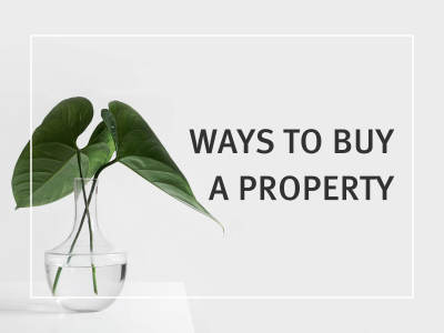 Ways To Buy A Property